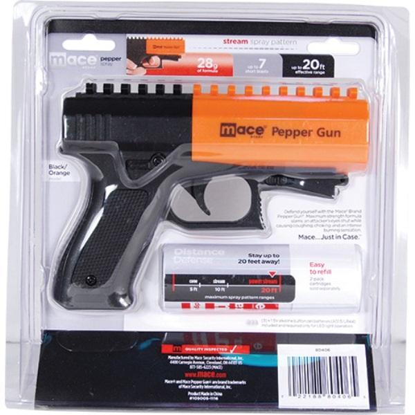 Mace® Brand Pepper Gun 2.0