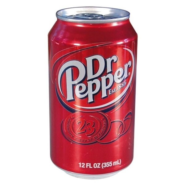 Pepper Soda Can Safe