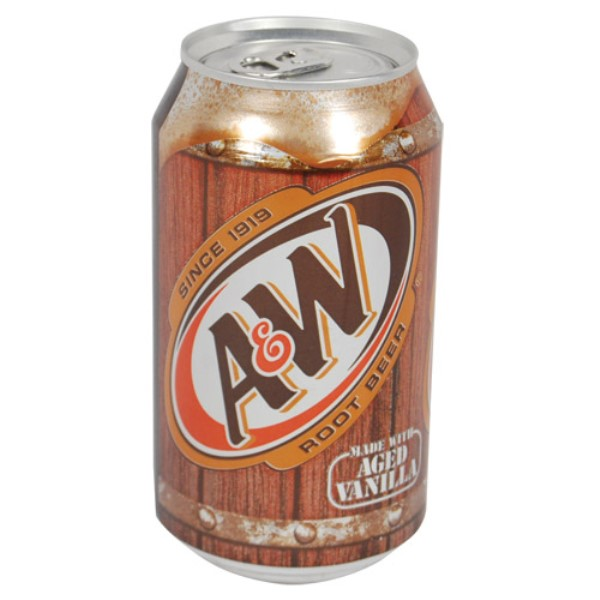 Root Beer Can Safe