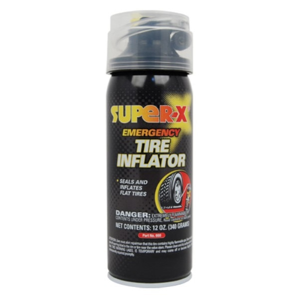 Emergency Tire Inflator Safe