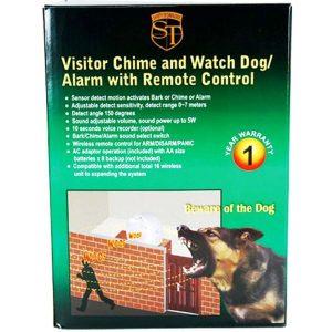 Electronic Barking Dog Alarm