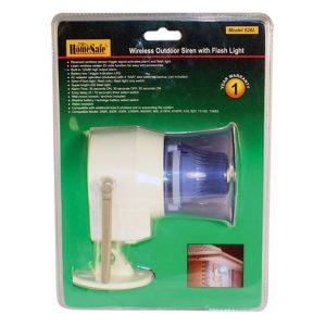 HomeSafe® Wireless Outdoor Siren