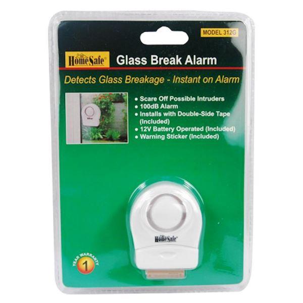 Glass Breakage Alarm