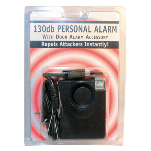3n1 130db Personal Alarm with Strobe Light