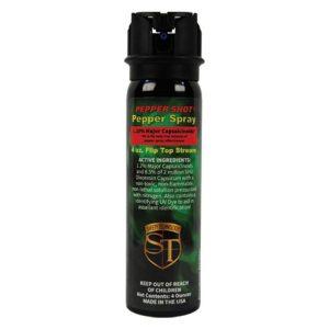 Pepper Shot® 1.2% MC 4 oz Flip Top Actuator Stream