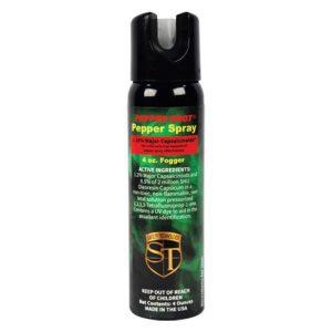 Pepper Shot® 1.2% MC 4 oz Pepper Spray Fogger