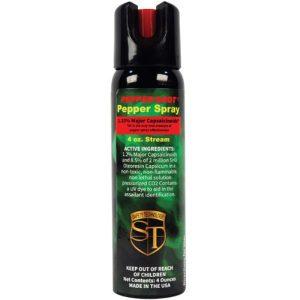 Pepper Shot® 1.2% MC 4 oz Pepper Spray Stream