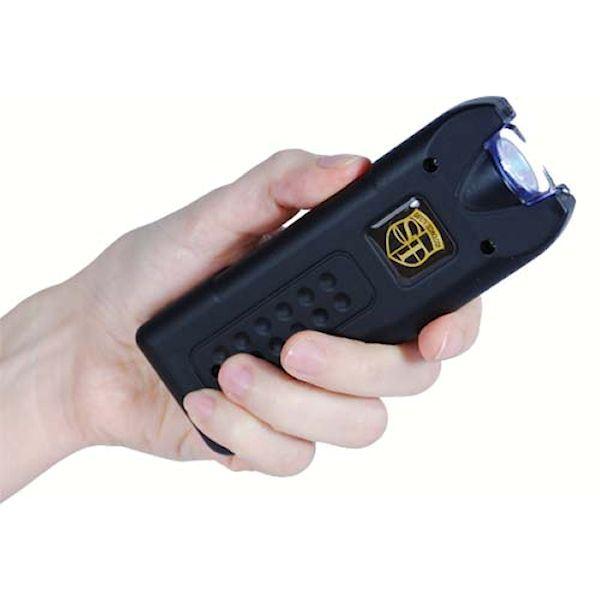MultiGuard Black Stun Gun with Alarm