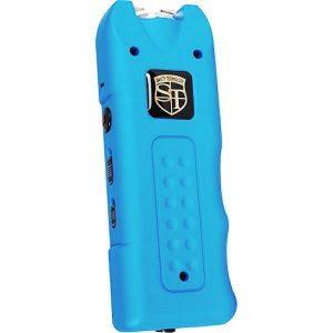 MultiGuard Blue Stun Gun with Alarm