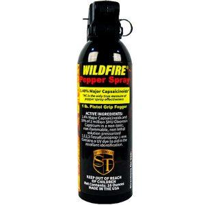 Wildfire™ Pepper Spray 16 oz Pistol Grip Fogger