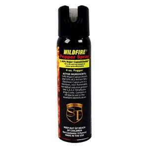 Wildfire™ Pepper Spray 4 oz Fogger