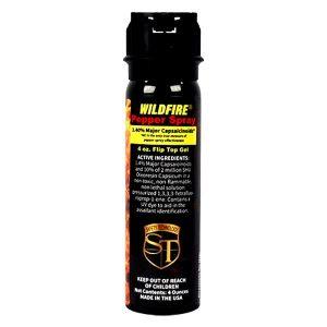 Wildfire™ 4 oz Flip Top Pepper Gel