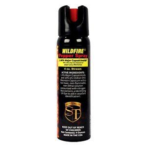 WildFire™ Pepper Spray 4 oz Stream