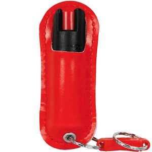 WildFire™ Pepper Spray ½ oz Red Halo Holster