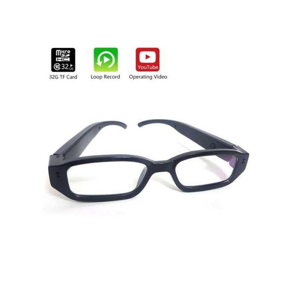 HD Eye Glasses Hidden Camera with Built in DVR